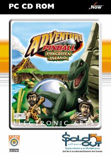 Amazon.com: ADVENTURE PINBALL - FORGOTTEN ISLAND: Video Games