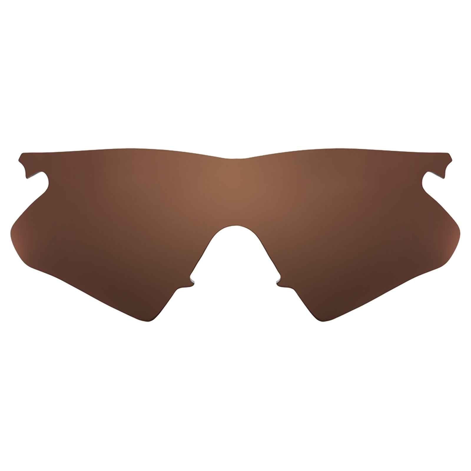 Revant Polarized Replacement Lenses for Oakley M Frame Heater Dark Brown