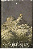 Oman Before 1970, Ian Skeet, 0571135803