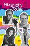 Biography Today, Annual Cumulation 1995, Laurie L. Harris, 078080063X