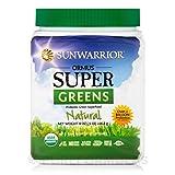 Sun Warrior Ormus Super Greens Natural, 8 oz