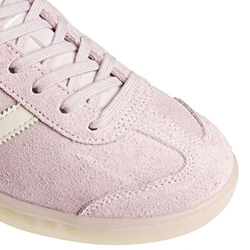 Chaussures Adidas - Hamburg W Rose / Blanc / Blanc Taille: 36 2/3