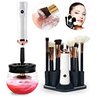 ARVIDSSON Professional Electric Makeup Brushes Cleaner and Dryer for all Size Makeup Brushes