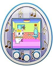 Virtual Pet Toy, JSxhisxnuid Electronic Mini Pet Toy Child Tamagotchi Electronic Virtual Digital Pet Speelautomaat met LED-Blhing voor kinderen, kerstverjaardag voor jongens en meisjes, cadeau (blauw)