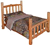 The Woods Natural Camouflage Premium Luxury King Comforter by Regal Comfort Camo Bedding Set For Hunters Cabin or Rustic Lodge Teens Boys and Girls