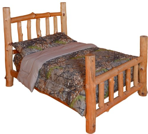 6 PC KING SIZE BROWN CAMO SET!!  WITH CURTAINS COMFORTER CAM
