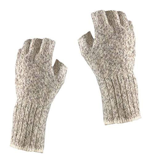 Fox River Mens Mid Weight Fingerless Ragg Glove