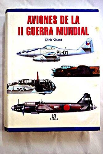 Descargar Libro Aviones De La Segunda Guerra Mundial Chris Chant