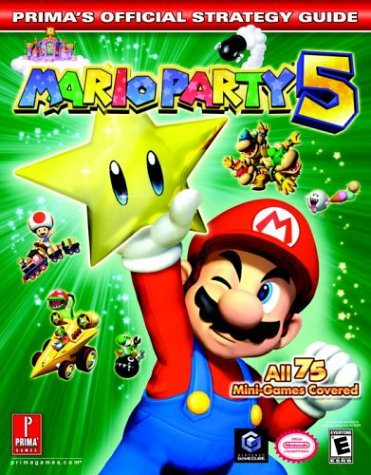 Price comparison product image Mario Party 5 (Prima's Official Strategy Guide)
