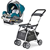Chicco KeyFit 30 Magic Infant Caddy Stroller, Car Seat, and Base Travel System