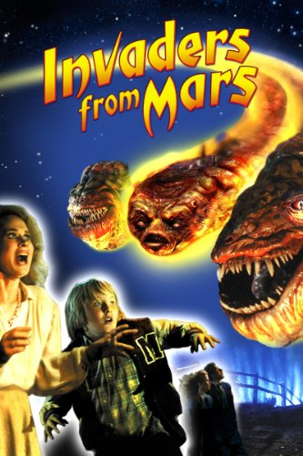 DVD : Invaders From Mars (1986)