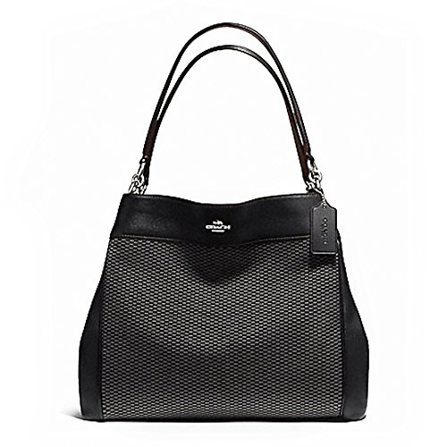 Coach Suede Tote Bags - 2