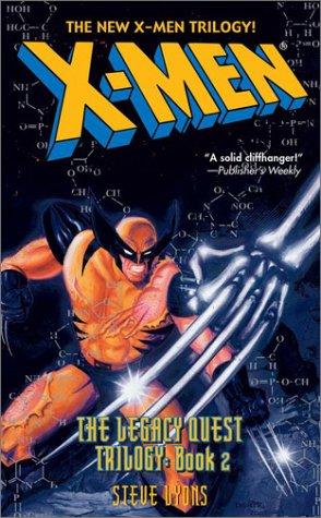 The Legacy Quest: Book 2 (X-Men: Doctor Doom) PDF