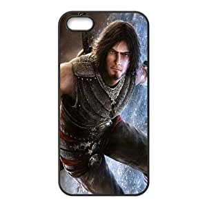 Prince of Persia The Forgotten Sands iPhone 5 5s Cell Phone Case Black DIY present pjz003_6330816