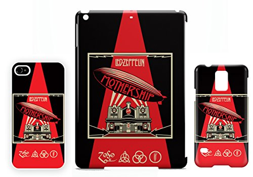 Led Zeppelin Mothership iPhone 5 / 5S cellulaire cas coque de téléphone cas, couverture de téléphone portable