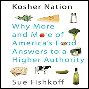 Kosher Nation Audiobook