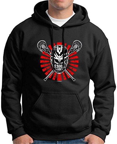 Lacrosse Badass Premium Hoodie Sweatshirt
