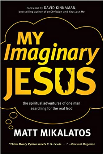 Book MY IMAGINARY JESUS PB