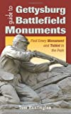 Guide to Gettysburg Battlefield Monuments, Tom Huntington, 0811712338