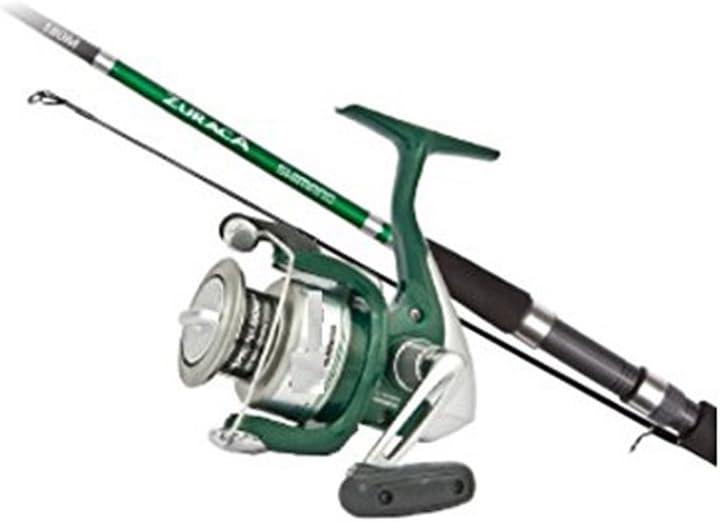 SHIMANO Sedona 2500 Spin Combo caña de Pescar (2 Piezas), 6 6