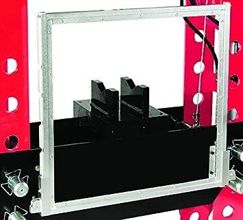 AFF Capacity 852ASD-P Polycarbonate Guard for Models 852SD and 852ASD 30 Ton Shop Press