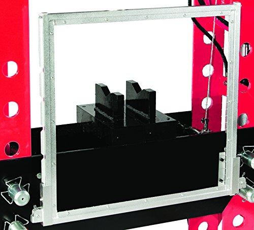 AFF Capacity 859ASD-P Polycarbonate Guard for Models 859SD and 859ASD 100 Ton Shop Press (Shop Press 100 Ton)