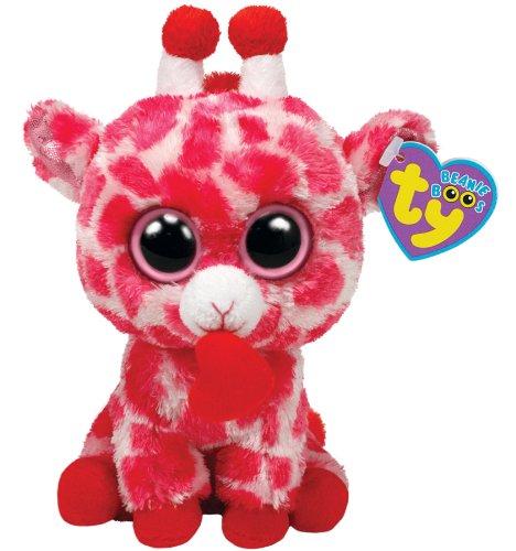 Ty Beanie Boos Jungle Love Giraffe 6