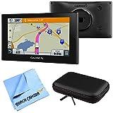 Garmin 010-01535-00 RV 660LMT Automotive GPS Hardshell Case Bundle includes Garmin RV 660LMT GPS, PocketPro XL Hardshell Case and Beach Camera Microfiber Cloth