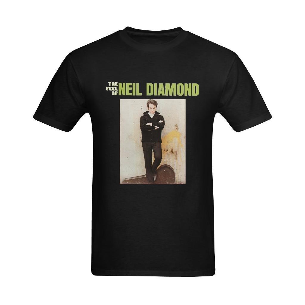 Reaguo Neil Diamond Rock T Shirt 8857