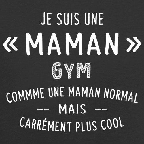 une maman normal gym - Femme T-Shirt - Noir - XL