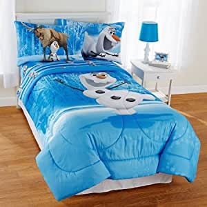 frozen bedroom set 5 frozen olaf comforter set 11569