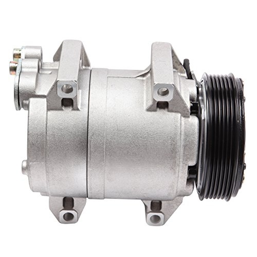 (SCITOO Compatible with A/C Compressor fits Volvo S60 01-07,S80 99-06,V70 01-07,XC70 03-07,XC90 03-06)