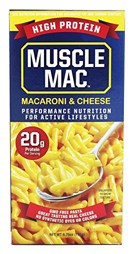Muscle Mac Macaroni Cheese