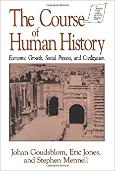 The Course of Human History: Economic Growth, social process, and civilization: Civilization and Social Process (Sources and Studies in World History)