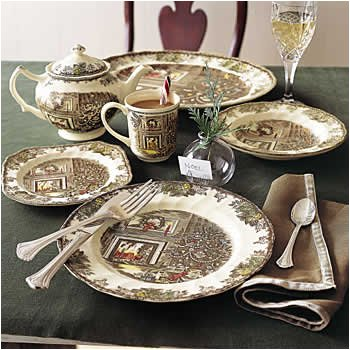 Johnson Brothers Friendly Village Assorted Buffet Plates Set of 12 & Amazon.com | Johnson Brothers Friendly Village Assorted Buffet ...