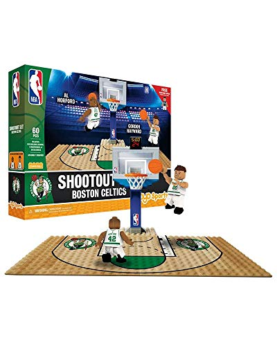 OYO NBA Boston Celtics Display Blocks Shootout Set, Small, No Color from OYO