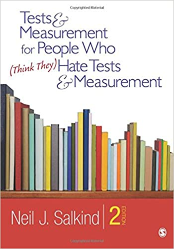 Amazon tests measurement for people who think they hate tests measurement for people who think they hate tests measurement 2nd edition fandeluxe