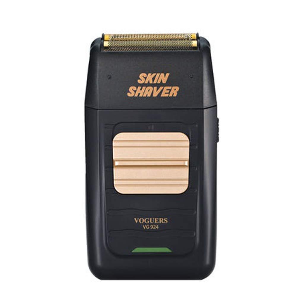 Voguers電動スキンシェーバーVG924スーパークローズカット日立ブレードソフトマシン Voguers Electric Skin Shaver VG924 Super Close Cut Hitachi Blade Soft Machine [並行輸入品]   B07MPYCTGP
