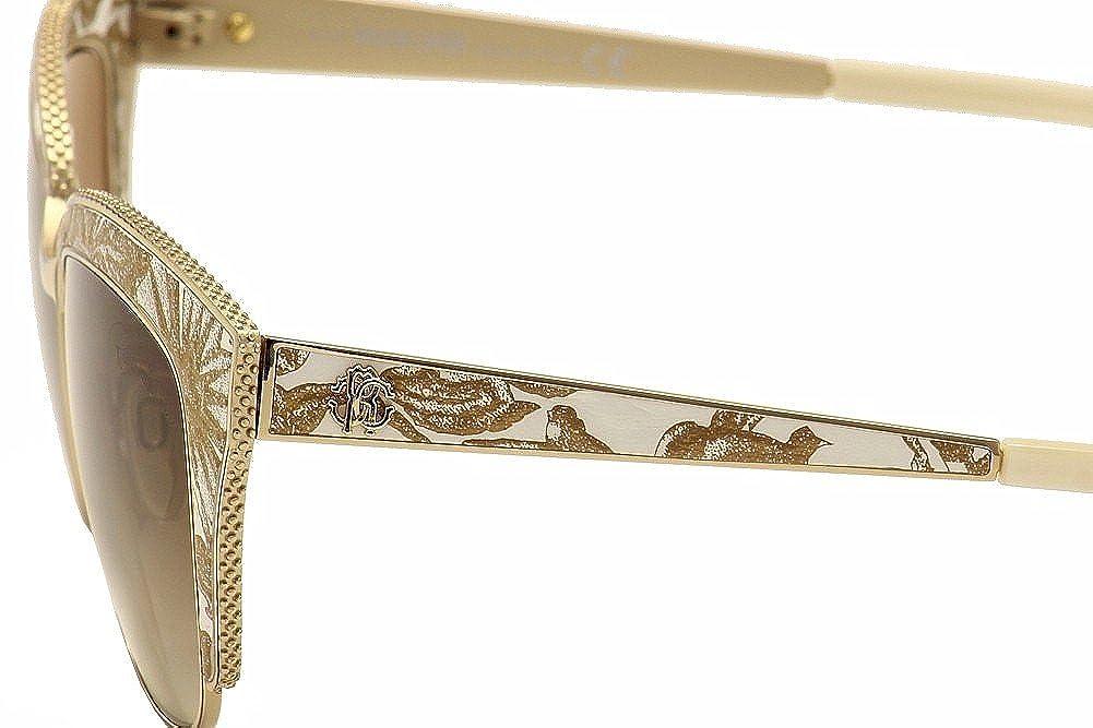 Cavalli Sunglasses RC 973S Saulocin 28G White /& Gold Patterned 54mm