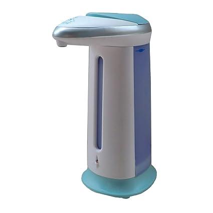 Dispensador automático de jabón liquido PREVENT GRIP + 1 envase de gel liquido de 100ml +