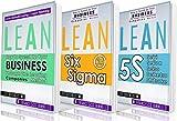 img - for LEAN: Lean Bible - Six Sigma & 5S - 3 Manuscripts + 1 BONUS BOOK (Lean Thinking, Lean Production, Lean Manufacturing, Lean Startup, Kaizen) book / textbook / text book