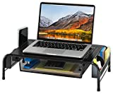 SimpleHouseware Metal Desk Monitor Stand Riser with