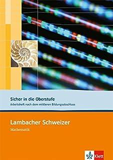 Fundamente der Mathematik - Zu allen Ausgaben: 10./11. Schuljahr ...
