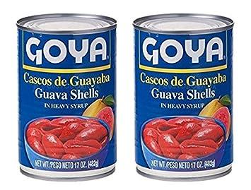 Goya Cascos De Guayaba | Guava Shells 17 Oz (PACK OF 02)