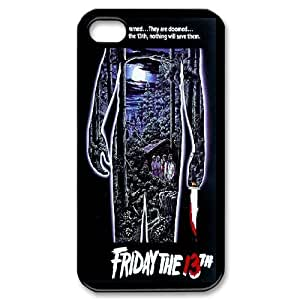 iPhone 4,4S Phone Case Friday The 13TH SA82583