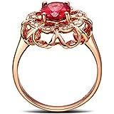 Sumanee Cat Jewelry Charm Opening Ring Diamond Rings Cute Little Cat Diamond Ring Cat (7)