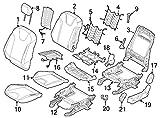 Ford Oem Seat Back Recliner Adjustment Handle F1ez5862623ab Image 6
