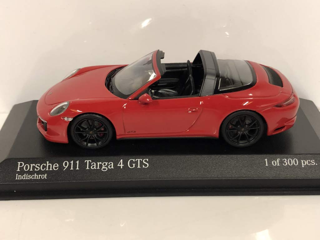 Porsche 911 991.2 Minichamps Targa 4GTS 2017-1:43