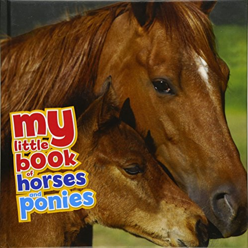 My Little Book of Horses and Ponies