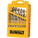 DEWALT Drill Bit Set with Metal Index, 29-Piece (DW1969)